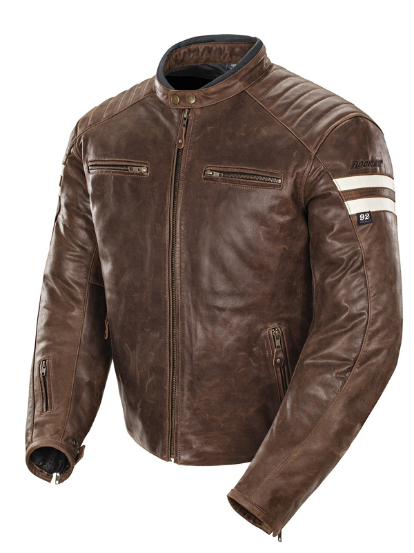Joe Rocket Classic 92 Brown Jacket