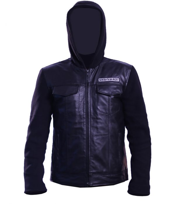 SOA Jacket With Hood