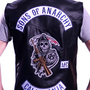 Sons Of Anarch Vest Jax Teller