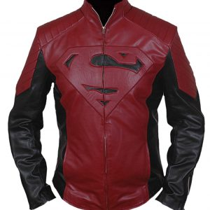 superman costume jacket smallville