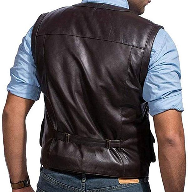 Jurassic World Chris Pratt Costume Vest
