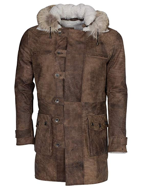 leather bane coat
