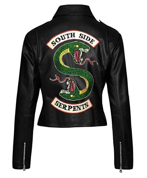 womens southside serpents leather jacket