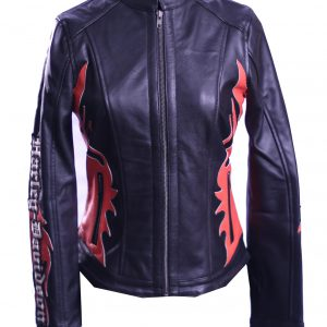 Harley Davidson Leather Jacket For Women