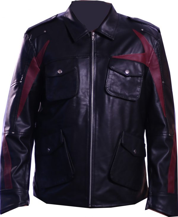 James Heller Prototype 2 Leather Jacket