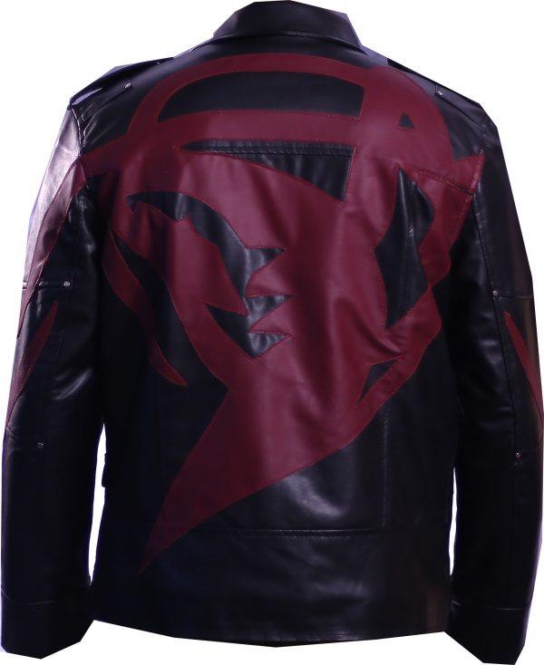 James Heller Prototype 2 Gaming Leather Jacket